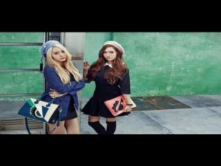 Jessica & Krystal - Jung Sister