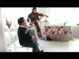 Сегодня состоялся третий концерт классической музыки для малышей от 0 до 11 месяцев от @baby_fun71