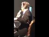 Thomas Anders live in Velen 29.01.2017 - Bryan Ferry cover - I'm in the Mood for Love