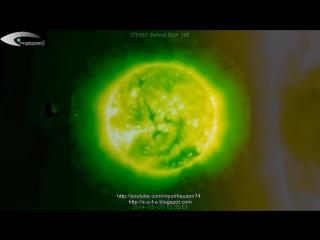 НЛО -Ангел, НЛО - RODs и другие аномалии возле Солнца