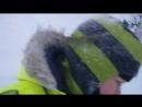 Прогулка на лыжах зимним морозным утром, Сыктывкар