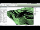 Google Map Contours into a Revit Toposurface using Dynamo and Flux