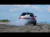 Audi S4 Avant B5 Bi-Turbo Tuning Sound