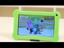 Секретный интернет Фиксиков в детском планшете EXEQ Фикситаб