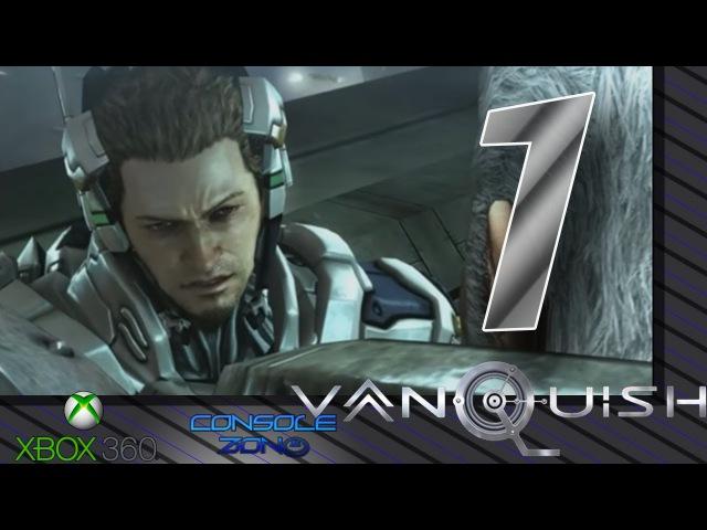 Vanquish (Xbox360 / PS3 / PC) - 1 часть прохождения игры