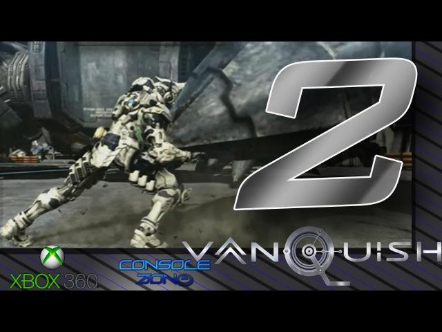 Vanquish (Xbox360 / PS3 / PC) - 2 часть прохождения игры