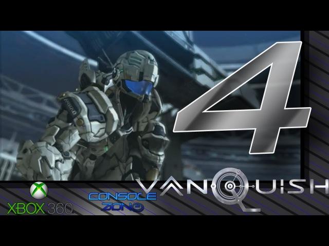 Vanquish (Xbox360 / PS3 / PC) - 4 часть прохождения игры (ФИНАЛ)