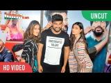 UNCUT - Hawa Hawa Song Launch | Arjun Kapoor, Ileana D'Cruz, Athiya Shetty, Anees Bazmee | Mubarakan
