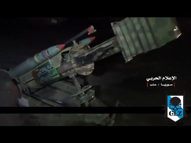 Siria - Alepo - Armas por valor de Cientos de Millones de $ incautados - 27 Diciembre 2016