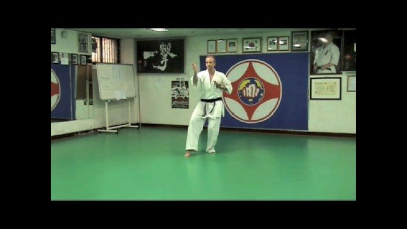 IDO GEIKO Kyokushin for 8 kyu and 7 kyu
