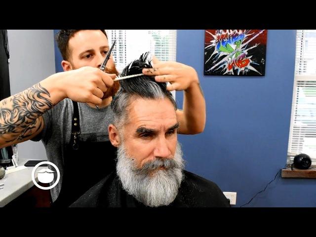 Going Clubbing: How to Get a Classic Short Haircut   Greg Berzinsky