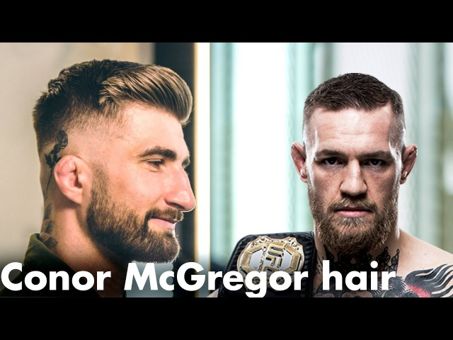 Conor McGregor hair - Men's Crop haircut - Skinfade short hairstyle