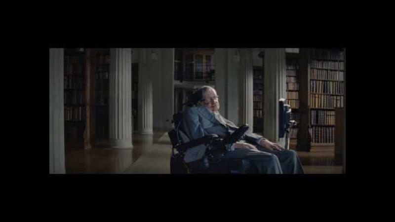 GEN-PEP – Pep Talk by Stephen Hawking