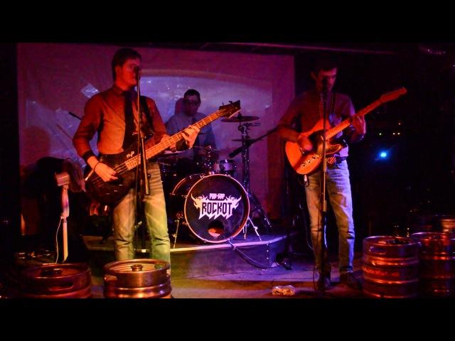 01 OZkolky I saw нer standing tнere live Rockbar Rockot 23 12 16