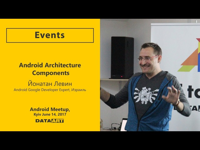 Android Architecture Components ViewModel LiveData Room