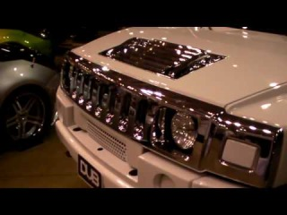 Hummer H2 on 30s by Eternal Trendz (HD)