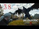 Прохождение The Witcher 3׃ Wild Hunt / Ведьмак 3 Дикая Охота 38 - Заказ Клекотун