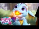 Интерактивный дракоша от компании FurReal Friends Toys