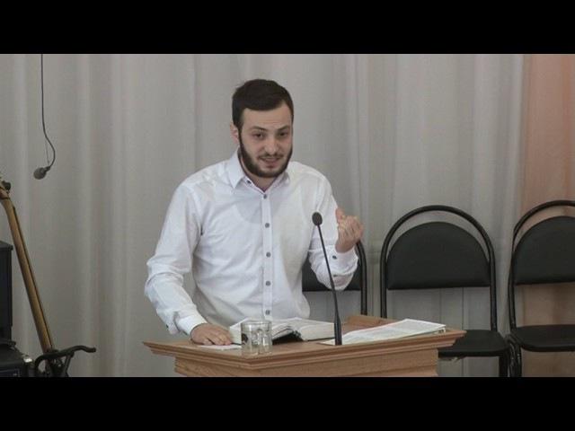 Десять дев. Проповедь брата Михаила Енокяна. Се-Верная Церковь ОЦХВЕ г.Волгограда