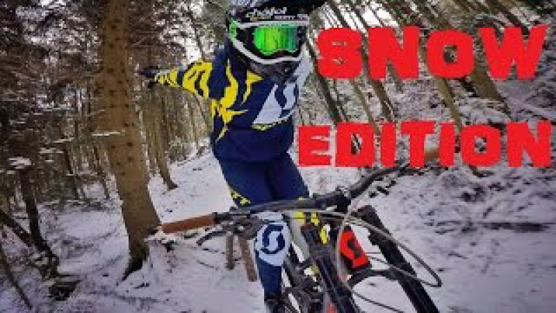 Downhill Freeride Tribute: Snow Edition