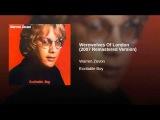 Warren Zevon - Werewolves of London Rock