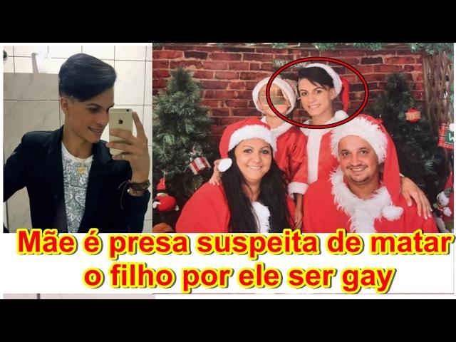 HOMOFOBIA! MÃE MATA FILHO A FACADAS POR ELE SER GAY! ABSURDO