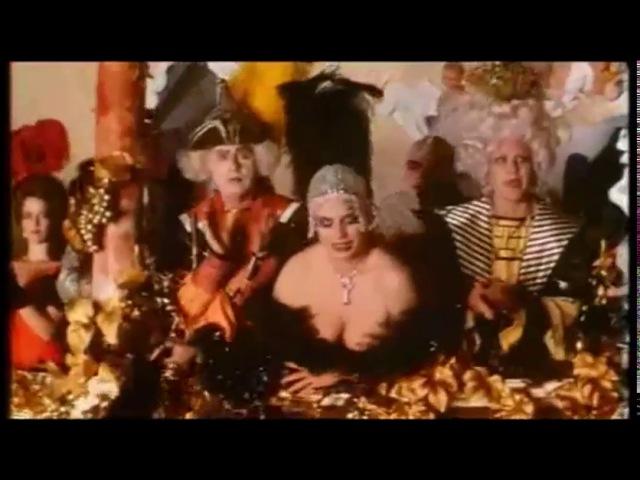 клип Фредди Меркьюри Freddie Mercury Queen It's A Hard Life HD 720