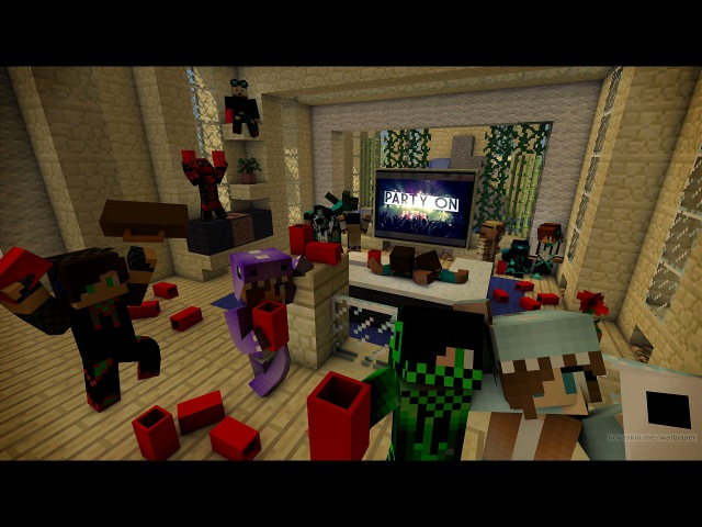 Король мини игр, Победа во всем! Party games 3 (Hypixel 3)