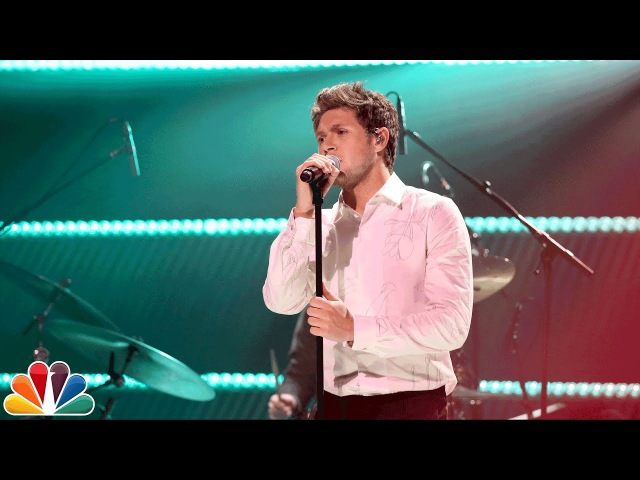 Niall Horan - Slow Hands (The Tonight Show Starring Jimmy Fallon)