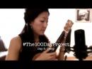 Day 3: Creep - Radiohead ukulele cover // #100DaysofUkuleleSongs