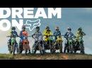 FOX MX 18 | DREAM ON | RICKY CARMICHAEL, RYAN DUNGEY, CHAD REED, AUSTIN FORKNER