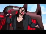 Scooby-Doo! WWE Undertaker vs Speed Demon/REVEAL! HD