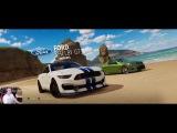 LIVESTREAM Forza Horizon 3 начало: стрим, обзор, впечатления.