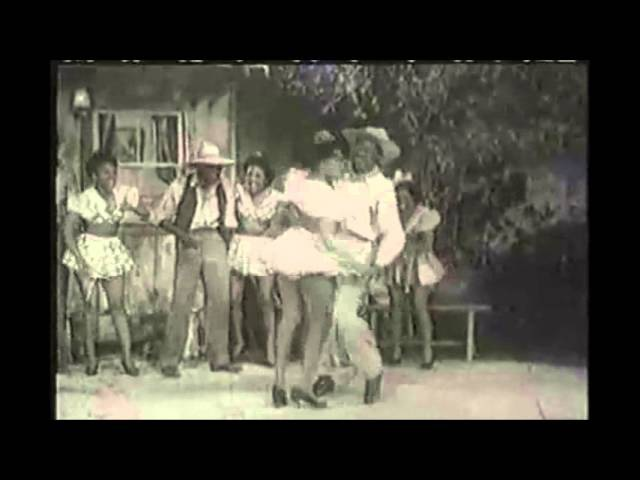 1930s Break Dancing (Mills Brothers - Caravan)