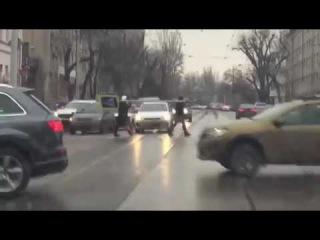 Унесли дорожный знак Ростов