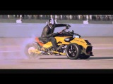 Introducing the Can-Am Spyder F3 Turbo Concept