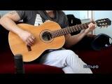 Руки Вверх - Лишь о тебе мечтая | На гитаре