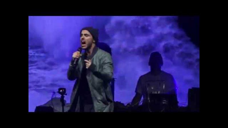 Каста ft. Sunsay - Новый путь (СПб, А2, 02.06.17)
