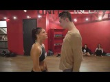 JADE CHYNOWETH AND EVAN DEBENEDETTO  The Greatest - SIA