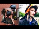 Пожарный спас шестерых, заплатив высокую цену... Люди герои