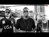 BlackStarTV  Видеообращение P.Diddy со съемок клипа