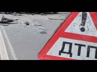 Подборка аварий (дтп) на трассах 18 (февраль 2017)