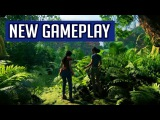 Uncharted: The Lost Legacy - Gameplay Walkthrough ( PS4 Pro Gameplay Demo )
