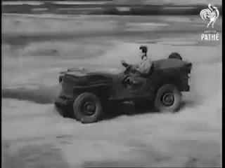 Willys MB (Виллис) — американский армейский автомобиль времён Второй мировой войны