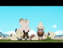 Дофус Сокровища Керуба 35 серия Набор гоббала 2013 1080р