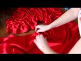 Цифра 2 на день рождение из ткани под цвет платья своими руками. Красиво, быстро, дешево.