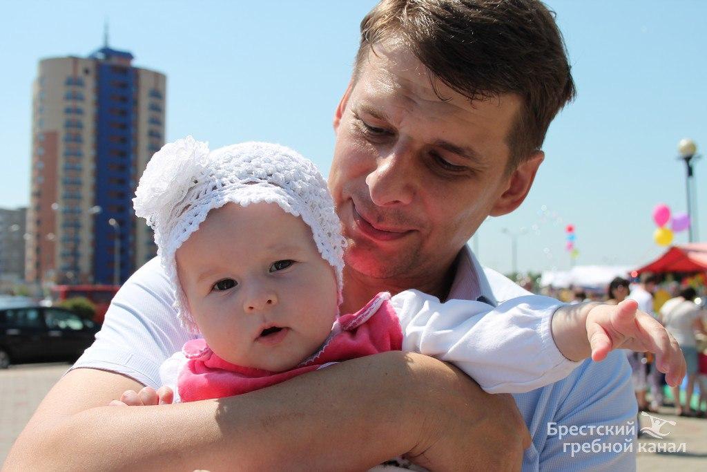 """17 июня состоится традиционный День отца в Бресте - """"Бацькоўскі фэст 2018"""""""