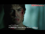 The Vampire Diaries 8x10 Extended Promo - Nostalgias a Bitch [Русские субтитры]