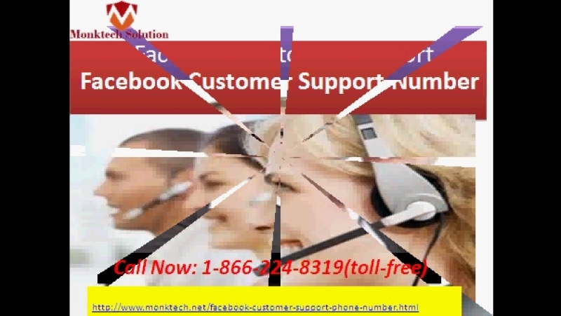 Straightforward tips for Facebook account issues call on Facebook Support 1-866-224-8319 (toll-free) Number