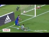 Барселона - Реал Мадрид 1:1. Месси (пенальти)